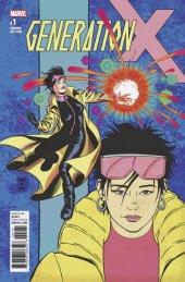 Generation X #1 June & Roy Variant