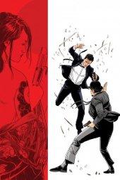 James Bond 007 #3 1:20 Copy Laming Virgin Cover