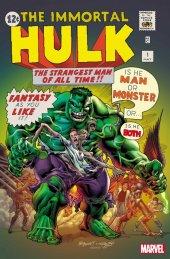The Immortal Hulk #33 Joe Bennett Variant Edition