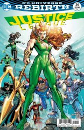 Justice League #24 Variant Edition