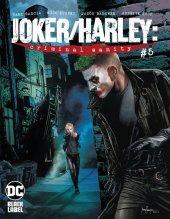 Joker / Harley: Criminal Sanity #5 Variant Edition