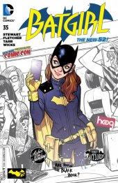 Batgirl #35 New York Comic Con Variant