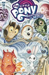 My Little Pony: Friendship Is Magic #54 Subscription Variant