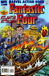 Marvel Action Hour: Fantastic Four #4