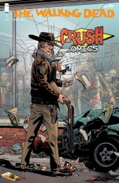 The Walking Dead #1 15th Anniversary Crush Comics Exclusive Variant