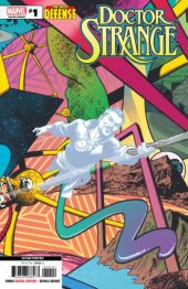 Doctor Strange: The Best Defense #1 2nd Printing Smallwood Variant