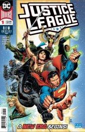 Justice League #1 Original Cover