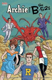 Archie Meets The B-52s #1 Cover B Allred