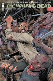 The Walking Dead #160 Connecting Variant