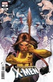 Uncanny X-Men #16 Putri Character Variant