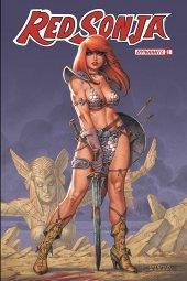 Red Sonja #18 Cover B Linsner