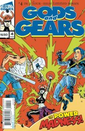 Gods And Gears #4