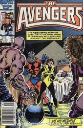 The Avengers #275 Newsstand Edition
