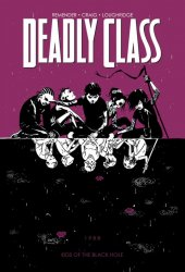 deadly class vol. 2: kids of the black hole tp