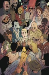King of Nowhere #1 Cover B Morazzo