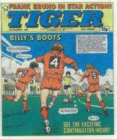 Tiger #December 8th, 1984