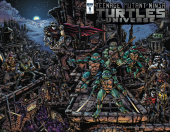 Teenage Mutant Ninja Turtles: Universe #1 Retailer Incentive 25 Copy