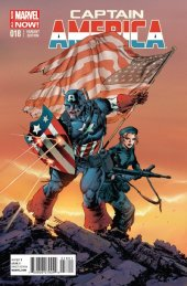 Captain America #18 Variant Edition