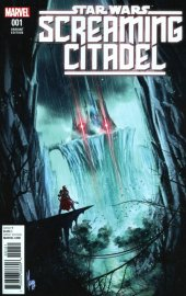 Star Wars: Screaming Citadel #1 Checchetto Variant