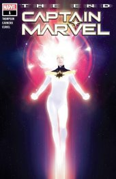 Captain Marvel: The End #1