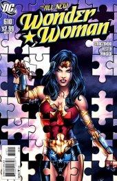 Wonder Woman #610