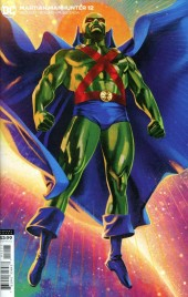 Martian Manhunter #12 Variant Edition