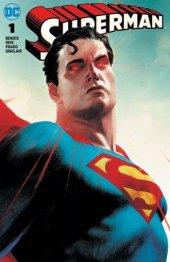 Superman #1 Joshua Middleton Variant A