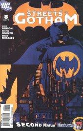 Batman: Streets of Gotham #8