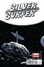 Silver Surfer #2 Francavilla Variant