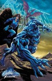Uncanny X-Men #1 J. Scott Campbell Variant F