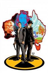 James Bond 007 #3 1:10  Johnson Virgin Cover