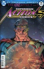 Action Comics #989 Lenticular Edition