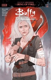 Buffy the Vampire Slayer #14 Variant B