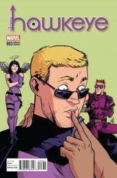 All-New Hawkeye #3 Henderson Variant