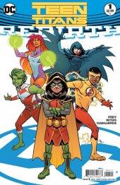 Teen Titans: Rebirth #1 Variant Edition