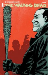 The Walking Dead #100 Barnes & Noble Exclusive Variant