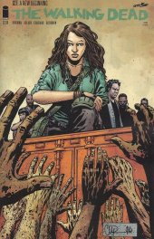 The Walking Dead #127 2nd Printing
