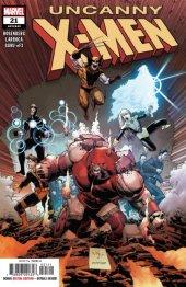 Uncanny X-Men #21