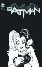Batman #47 Harley Quinn Black Book Polybagged Cover