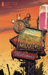 Middlewest #1 Cover B 1:10 Corona