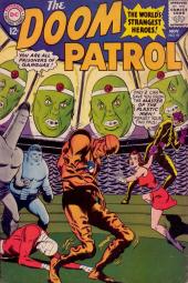 doom patrol #91