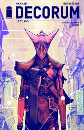 Decorum #6 Cover B Huddleston