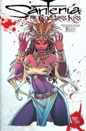 Santeria: The Goddess Kiss #1 Special Convention Foil Exclusive