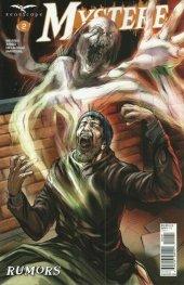Mystere #2 Cover D Vitorino