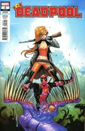Deadpool #2 1:25 Incentive Variant