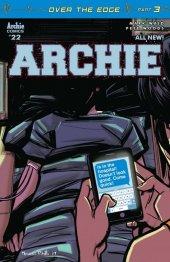Archie #22 Cover B Thomas Pitilli
