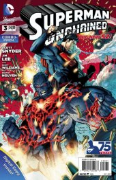 Superman Unchained #3 Combo Pack