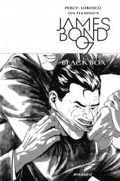 James Bond: Black Box #5 Cover D 1:10 Masters B&w In