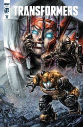 The Transformers #19 1:10 Incentive Variant