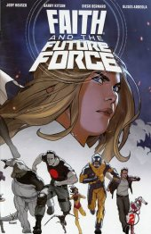 Faith And The Future Force #2 Cover B Palosz